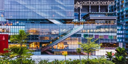 Orchard Road - Orchard Central