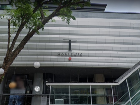 Orchard Road - T Galleria by DFS