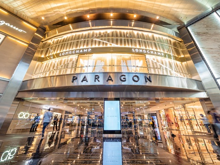 Orchard Road - The Paragon Shopping Centre