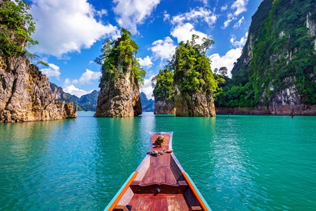 10 Things to do in Thailand - Island hopping Thailand