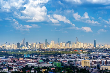 Cost of Living in Thailand - Bangkok Sky