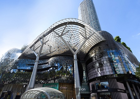 Orchard Road - ION ORCHARD